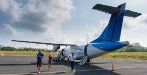 airport transfer yemaya little corn island Nicaragua
