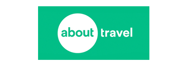 about travel logo
