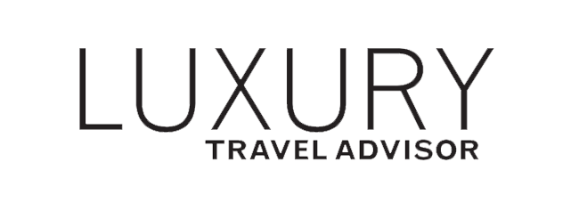 luxury travel logo