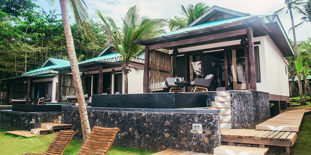 Yemaya little corn hotel with plunge pool